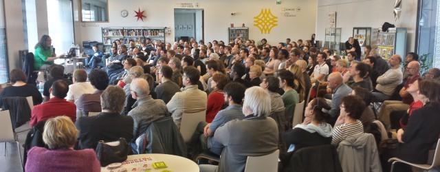 """Pour une société numérique libre La conférence de Richard Stallman, intitulée """"Pour une société numérique libre"""" est diffusée en licence Creative Commons Attribution-No Derivative Works 3.0 en format OGG Vidéo. […]"""